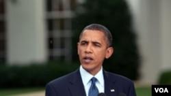 Obama heredó la guerra de su antecesor republicano George W. Bush, quien ordenó la invasión a Irak sin aval de la ONU en marzo de 2003.