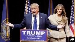 El magnate inmobiliario Donald Trump llegó a un acuerdo con Univision, a la que había demandado.