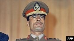 Муаммар Каддафи. Фото 1970г.