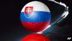 فٹ بال ورلڈ کپ: پیراگوئے کی سلوواکیا پر جیت