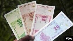 Kuiswa kwemari yerudzi rwe bond-note pamisika kunonzi kwakawedzerawo kukwira kwe inflation.