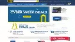 روز دوشنبه بزرگترین روز خرید اینترنتی در آمریکا