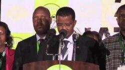 肯雅塔在肯尼亞總統選舉中暫居領先地位
