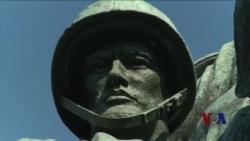 在阵亡将士纪念日这天 军事纪念碑有了特殊意义