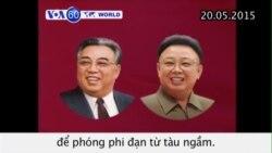 Bắc Triều Tiên tuyên bố chế tạo được vũ khí hạt nhân thu nhỏ (VOA60)