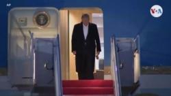 Trump aborda la crisis por coronavirus
