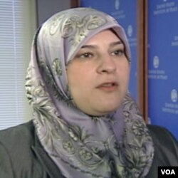 Manal Omar, Američki institut za mir u Washingtonu