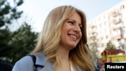 Zuzana Kaputova
