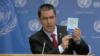 """Canciller de gobierno en disputa de Venezuela denuncia """"bloqueo"""" financiero por parte de EE.UU."""