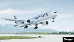 美国航空被指有种族歧视行为