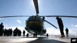 ضعف قوای هوایی در میان قوای مسلح ۳۵۰ هزار نفری افغانستان به شدت محسوس است