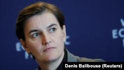 Premijerka Srbije Ana Brnabić kaže da Srbija neće uvoditi recipročne mere Crnoj Gori
