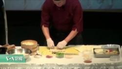 VOA连线: 华盛顿亚洲美食之夜 明星厨师现场烹饪