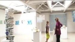 گرمایش زمین و ذوب شدن یخهای قطبی، از نگاه سه هنرمند