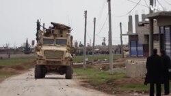Alîgirên Rejîma Sûrî li Qamîşlo Êrişî Konvoya Leşkerên Amerîkî Dike