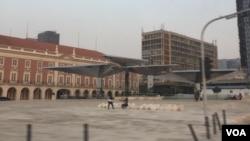 Museu da Moeda. Baixa de Luanda, Angola