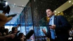 Anthony Scaramucci, direktor za komunikacije Bijele kuće