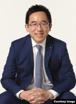 新台湾国策智库执行长陈致中(照片提供: 陈致中 )