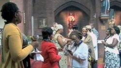پاپ بنديکت سفر چهار روزه خود به بريتانيا را آغاز کرد