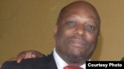 FILE - Liberian lawyer and whistleblower Michael Allison.