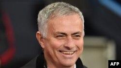 Jose Mourinho le 11 novembre 2018.