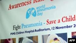 Zatürre Dünyada Çocuk Ölümlerinin Başlıca Nedeni