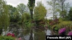 Virus Outbreak France Monet's House