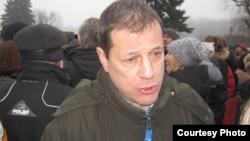 Депутат Городского Законодательного собрания Санкт-Петербурга Алексей Ковалев