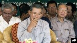 Prime Minister Hun Sen.