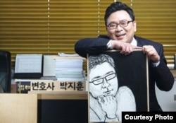 韩国DIDIMDOL律师事务所律师朴智壎( 朴智壎提供)