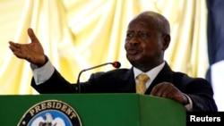 VaYoweri Museveni