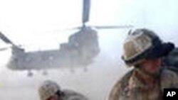 سات امریکیوں سمیت دس غیر ملکی فوجی ہلاک