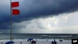 Se espera que Dolly toque tierra el 3 de septiembre en los estados del Golfo de México.