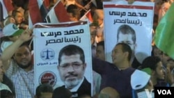 Mohamed Morsi Becomes First Freely Elected Egyptian President