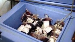 Doadores de sangue respondem a apelo em Malanje - 1:59