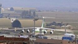 هواپیمای باری ایرانی روز سه شنبه، 16 مارس به ظن حمل اسلحه به سوریه، در جنوب شرقی ترکیه بازرسی شد