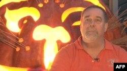 Një burrë në Pensilvenia feston ndryshe ditën e shtrigave