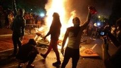 Vašington: Policija interveniše protiv demonstranata