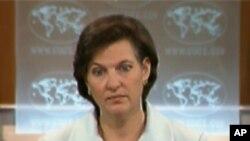 11일 정례브리핑에서 빅토리아 눌런드 국무부 대변인