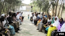 People Line up to vote in the Tigray region, Ethiopia 3
