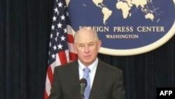 Пресс-секретарь госдепартамента США Филипп Кроули