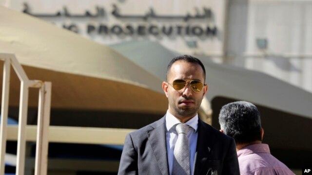 Адвокат задержанных американских журналистов