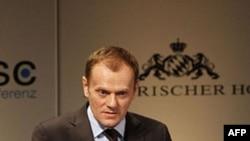 Thủ tướng Ba Lan Donald F. Tusk