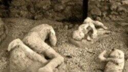 نمایشگاه «پمپی»، شهری که زیر خاکسترهای آتشفشان مدفون شد