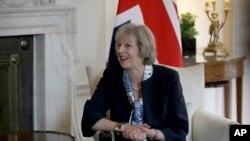 Perdana Menteri Inggris Theresa May