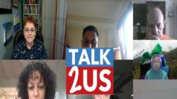TALK2US: Conversation Starters
