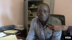Miguel Rafael, presidente da Associação dos Camionistas do Namibe