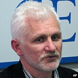 白俄罗斯人权活动人士别里亚茨基