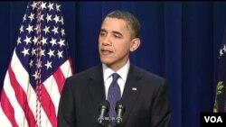 Algunos han criticado a Obama por ser demasiado cauteloso mientras busca establecer un consenso internacional sobre Libia.