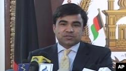 جانان موسی زی، سخنگوی وزیر خارجه افغانستان
